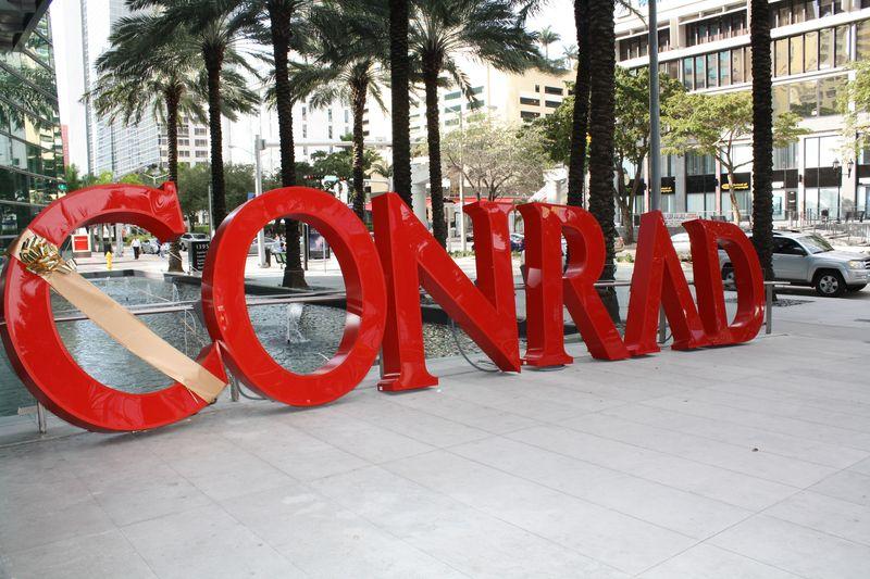 Conrad Hotel Miami fl Conrad Hotel Brickell Miami